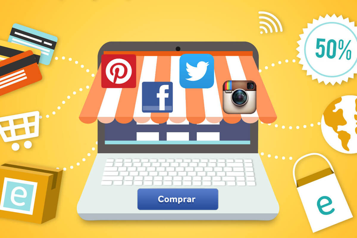Você já vende através das Redes Sociais?