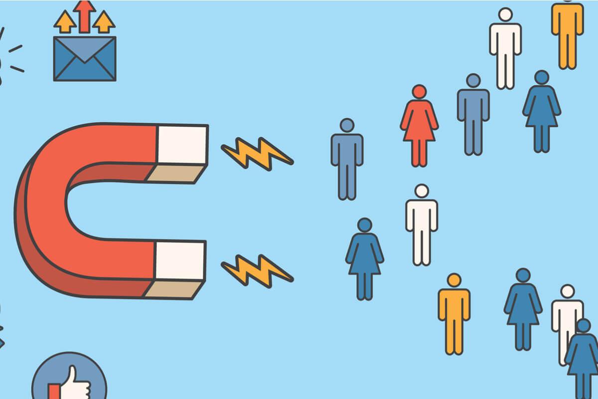 O que é um lead magnet? Definição - conselho – exemplos